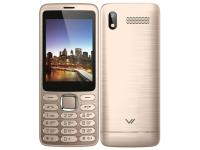 Мобильный телефон Vertex D570 (золотой) -