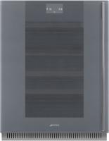 Встраиваемый винный шкаф Smeg CVI138LS3 -