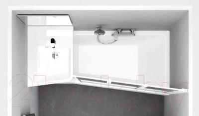 Экран для ванны Ravak BeHappy II 150 L / CZ98100A00