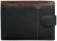 Портмоне Cedar Always Wild MR02L-SNN (черный/коричневый) -