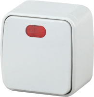 Выключатель INTRO Polo 3-102-01 / Б0036093 -