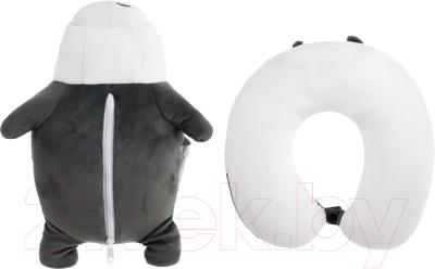 Подушка декоративная Miniso We Bare Bears U-образная регулируемая 1404 (панда)