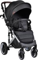 Детская прогулочная коляска Farfello Bino Angel Plus / BP (черный) -