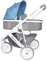 Детская универсальная коляска Lorelli Calibra Grey / 10020781737 -