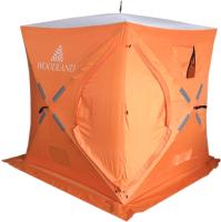 Палатка Woodland IceFish 2 / 0048933 (оранжевый) -