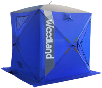 Палатка Woodland IceFish 2 / 0053795 (синий) -
