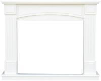 Портал для камина Смолком Boston MB/JUP/SYM26 (бьянко белый дуб) -