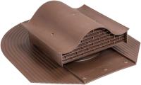 Аэратор точечный Vilpe Huopa KTV / 780104 (коричневый) -