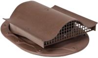 Аэратор точечный Vilpe Classik KTV / 732534 (коричневый) -