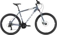 Велосипед STARK Hunter 27.2 HD 2021 (16, серый/серый) -