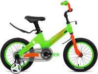 Детский велосипед Forward Cosmo 14 2021 / 1BKW1K7B1009 (зеленый) -
