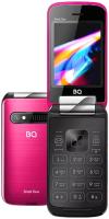 Мобильный телефон BQ Shell Duo BQ-2814 (зеркальный розовый) -