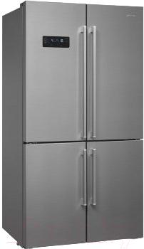 Холодильник с морозильником Smeg FQ60XDF