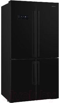 Холодильник с морозильником Smeg FQ60NDF
