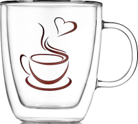 Кружка Walmer Lovely Coffe / W37000762 -