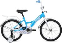 Детский велосипед Forward Altair Kids 18 2021 / 1BKT1K1D1007 (бирюзовый/белый) -