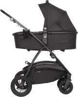 Детская универсальная коляска EasyGo Optimo Air 2 в 1 (Basalt) -
