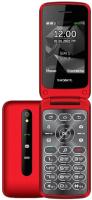 Мобильный телефон Texet TM-408 (красный) -