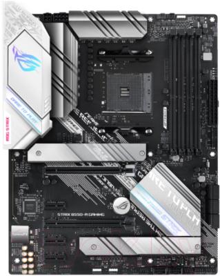 Материнская плата Asus Rog Strix B550-A Gaming монитор asus tuf gaming vg27aq 27 черный