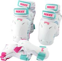 Комплект защиты Roces 12CAA962MI / S20ERCRO013-00 (S, белый) -