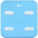 Напольные весы электронные Yunmai Scale S  (голубой) -