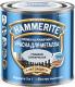 Краска Hammerite Гладкая (500мл, серебристый) -