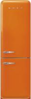 Холодильник с морозильником Smeg FAB32ROR5 -
