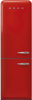 Холодильник с морозильником Smeg FAB32LRD5 -