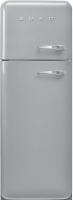 Холодильник с морозильником Smeg FAB30LSV5 -