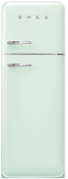 Холодильник с морозильником Smeg FAB30RPG5 -