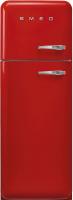Холодильник с морозильником Smeg FAB30LRD5 -