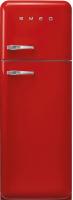 Холодильник с морозильником Smeg FAB30RRD5 -