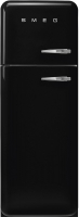 Холодильник с морозильником Smeg FAB30LBL5 -