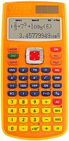 Калькулятор Citizen SR-270 XLOLORC (оранжевый) -