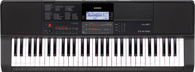 Синтезатор Casio CT-X700