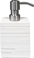 Дозатор жидкого мыла Ridder Brick 22150501 -