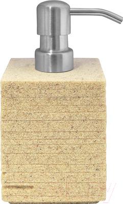 Дозатор жидкого мыла Ridder Brick 22150511