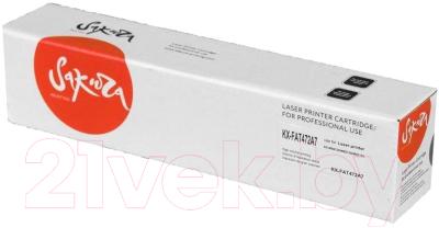 Тонер-картридж SAKURA KXFAT472A7
