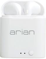 Беспроводные наушники Arian BT-02 TWS (белый) -