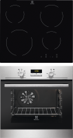 Комплект встраиваемой техники Electrolux OPEA4300X + EHV56240AK -