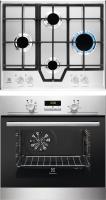 Комплект встраиваемой техники Electrolux OPEA4300X + GME263LX -