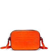 Сумка Borse in Pelle 36020 (оранжевый) -