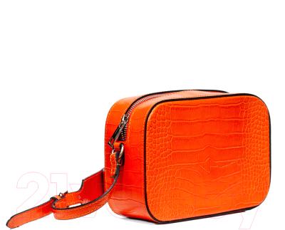 Сумка Borse in Pelle 36020 (оранжевый)
