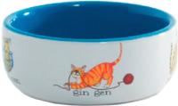 Миска для животных Beeztees Играющие кошки / 651092 -