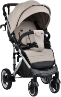Детская прогулочная коляска Farfello Bino Angel Plus / BP (бежевый) -