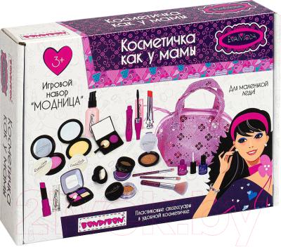 Детская декоративная косметика Bondibon Eva Moda Модница / ВВ5063