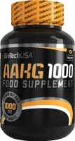 Аминокислоты BioTechUSA AAKG 1000мг / I00000491 (100 таблеток) -