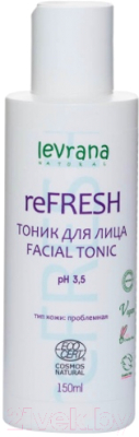 Тоник для лица Levrana ReFresh refresh