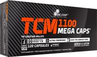 Креатин Olimp Sport Nutrition TCM 1100 Mega Caps / I00002899 (120 капсул) -