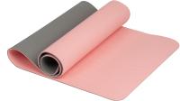 Коврик для йоги и фитнеса Original FitTools IRBL17107-P (розовый) -